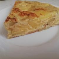 TORTILLA DE PATATAS ESPAÑOLA- No puede faltar esta receta tan típica y exquisita