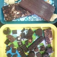 CHOCOLATES VARIADOS (2 Versiones: Con Azúcar y Sin Azúcar pero igual de Dulces)- En 15 minutos ¡¡